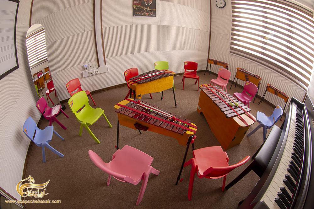 بهترین آموزشگاه موسیقی کودک در تهران