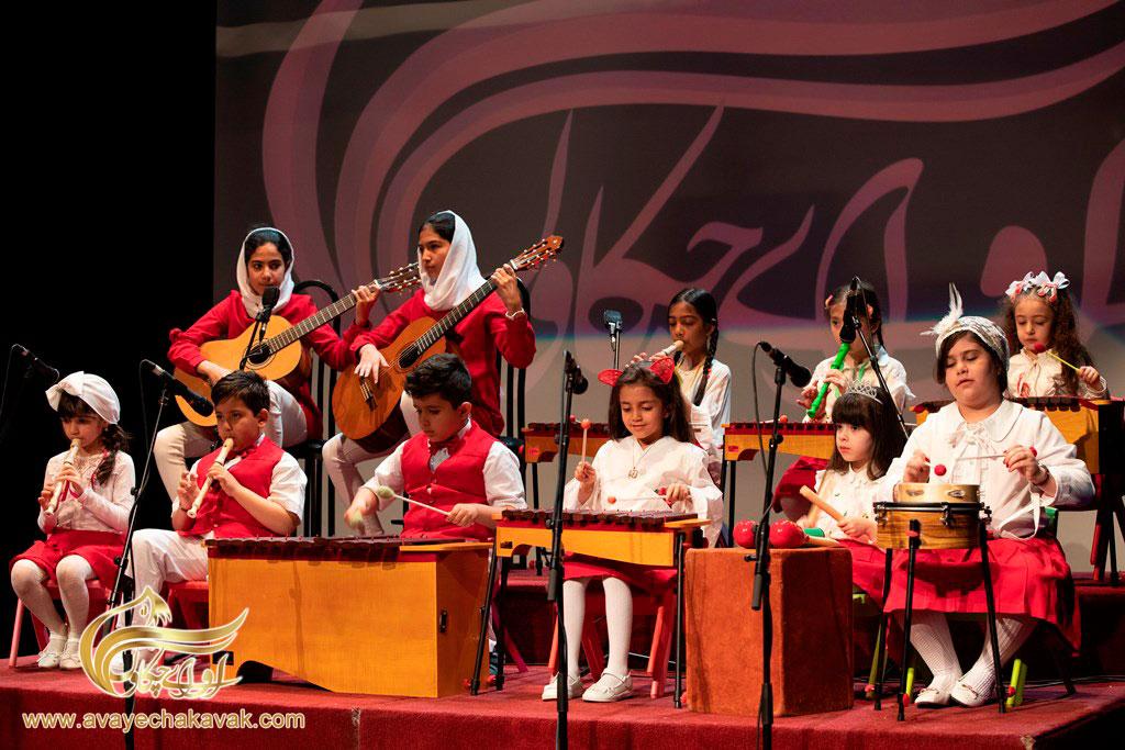 آموزشگاه موسیقی کودک