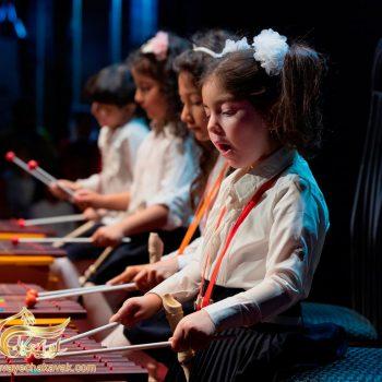 آموزشگاه موسیقی کودکان در شرق تهران