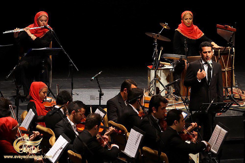 رهبری ارکستر در ایران