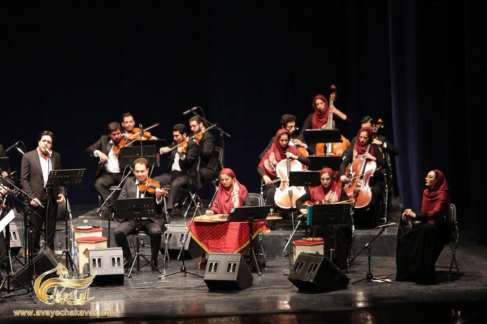 بهترین ارکستر خصوصی: چکاوک