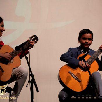 کلاس گیتار در تهرانپارس
