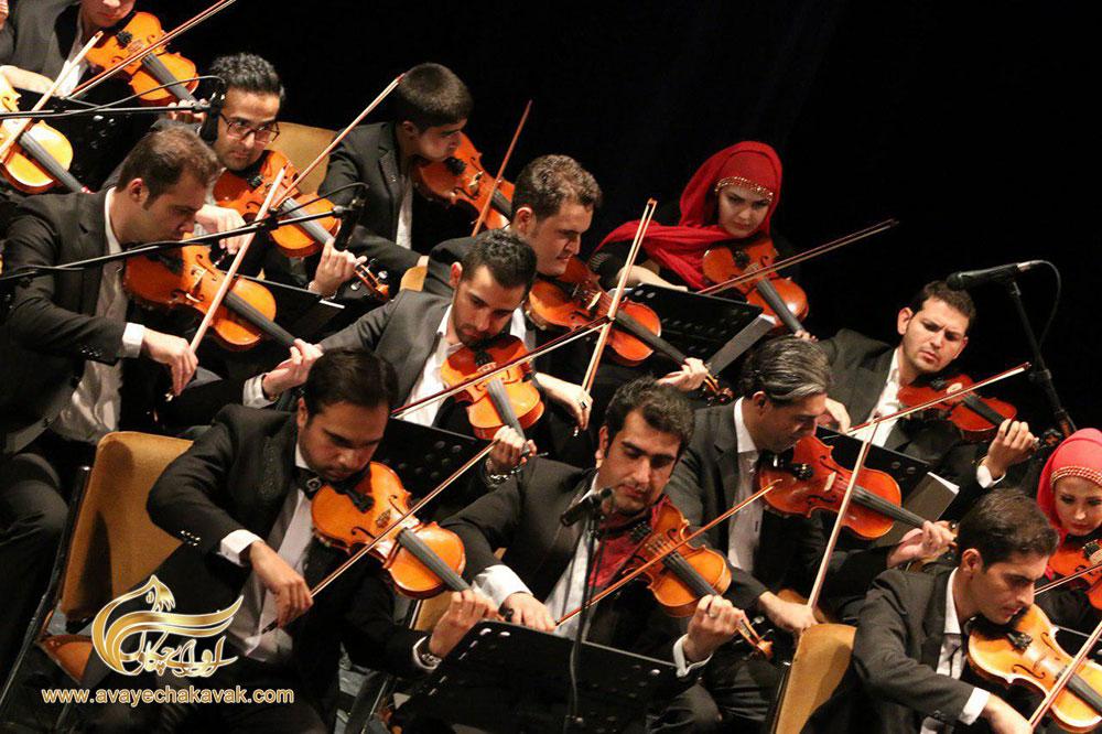 با ارکستر بیشتر آشنا شویم