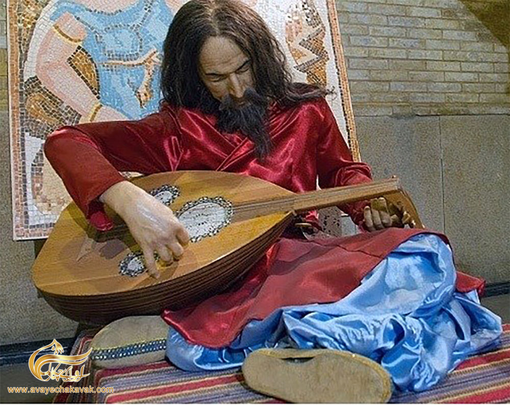 باربد بزرگترین موسیقیدان ساسانی