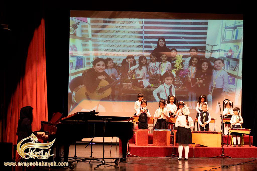 کلاس پیانو در تهرانپارس