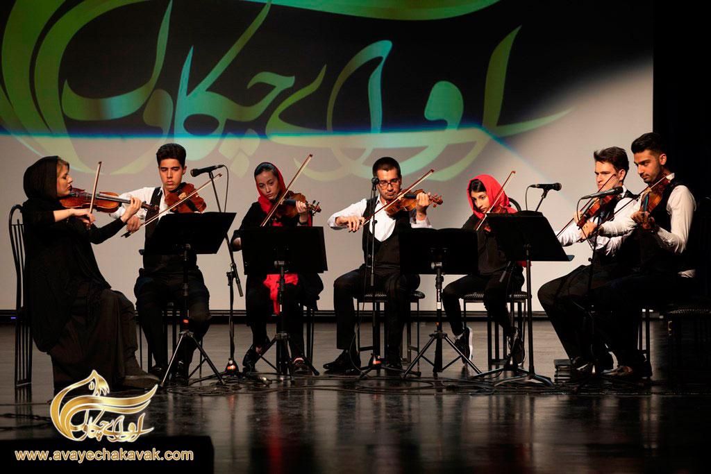 آموزشگاه چند زبانه موسیقی در تهرانپارس