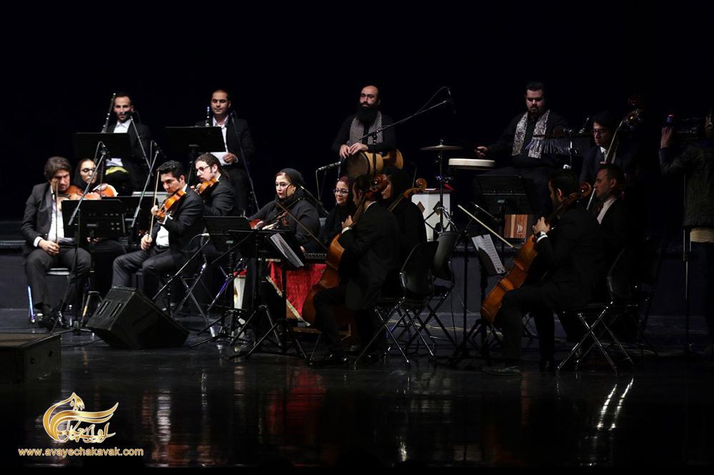 بهترین ارکستر مجلسی تهران