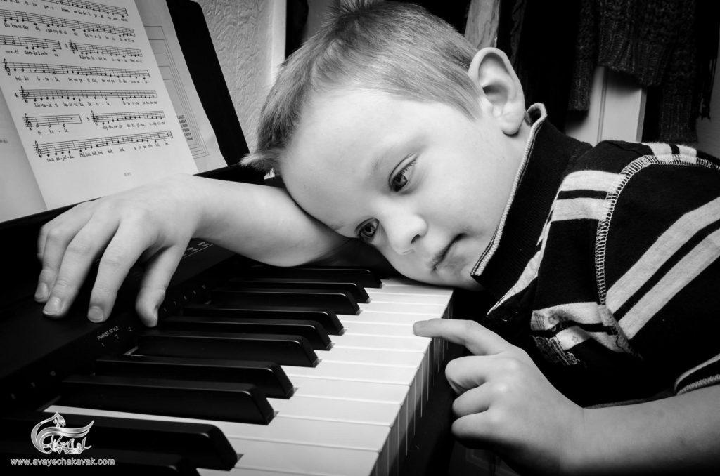 آموزش پیانو برای کودکان